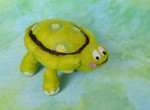 Sammy, the Large Felted Turtle ~by Shaylah Jane