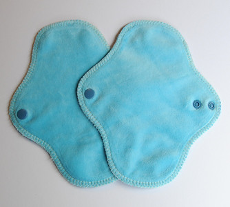 TWO PantyWraps - cotton velour