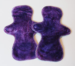 "TWO UltiMini Xs Pads- ""purple passion"""