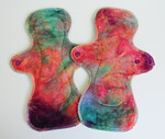 "Set of TWO UltiMini Xs Pads- ""groovy"""