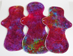 "ONE UltiMax & TWO UltiMax Slims- perfect for postpartum and/or heavy flow- ""mystic gem"""