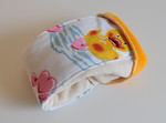 "Just Ducky-Homestead Emporium's Reversible ""Ultimate"" Not-So-Flat-Wrap-Infant"