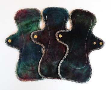 "THREE UltiMini xs Pads - ""deep forest"""