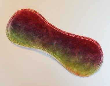 "ONE Light Flow Comfort Contour Pad - ""rainbows bright"""