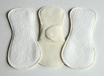 <b>*NEW*- Children's Snap-in Trainer Insert! - cream/off white</b>- breathable