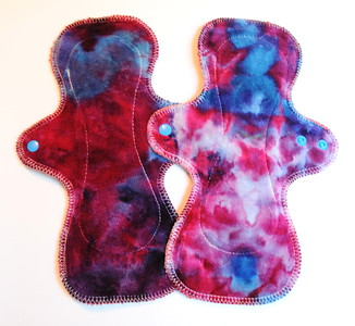 "TWO UltiMini xs Pad - ""ice dye"""
