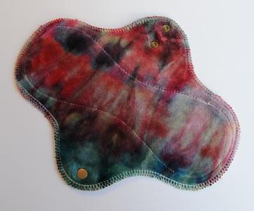 "ONE Regular Flow Wrap Wing Pad - ""ice dye"""